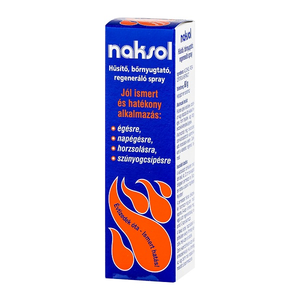 Naksol Spray